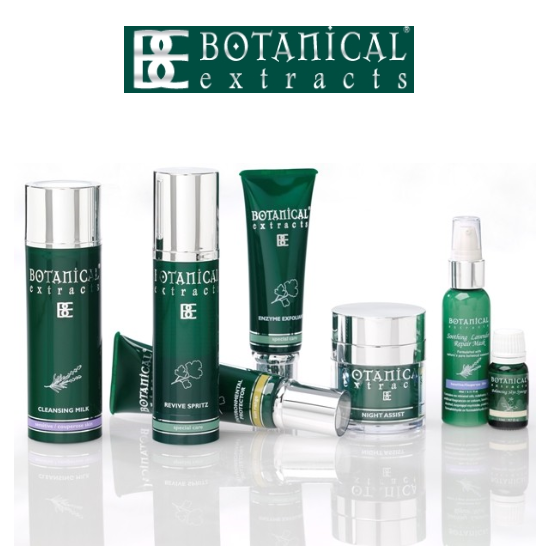 Botanical Extracts Skin Care Products Northern Beaches
